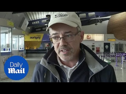 Interview with the man who found Emiliano Sala's missing plane
