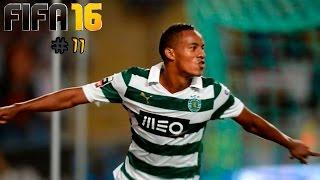 Fifa 16 UT #11 BORA LÁ LIGA PORTUGUESA :D