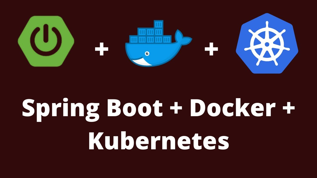 Build and Deploy a Spring Boot App on Kubernetes | spring Boot Docker Kubernetes