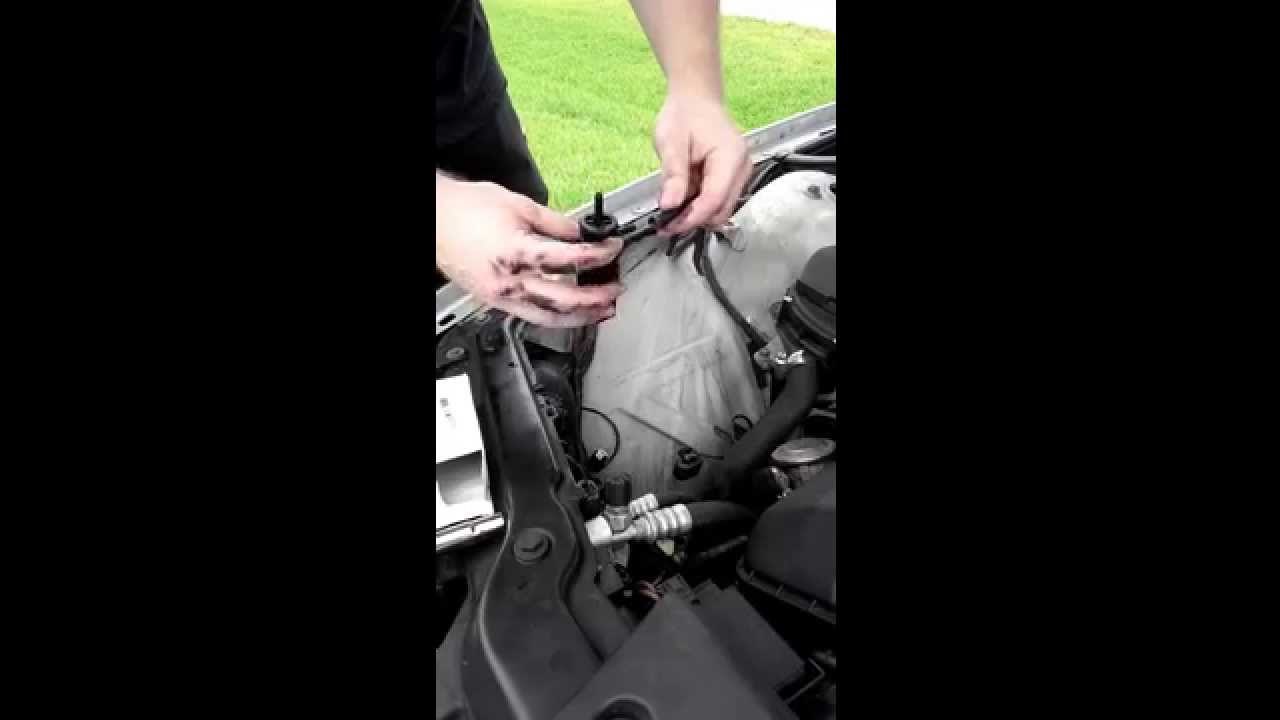 How To Replace A Windshield Wiper Fluid Pump On An E46 Youtube Bmw 316i And 318i M43 Engine Oil Filter Housing Leak Gtgt Power
