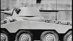 Les véhicules blindés allemands - Documentaire 2nde guerre mondiale