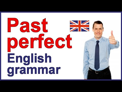 PAST PERFECT TENSE   English grammar lesson and exercise