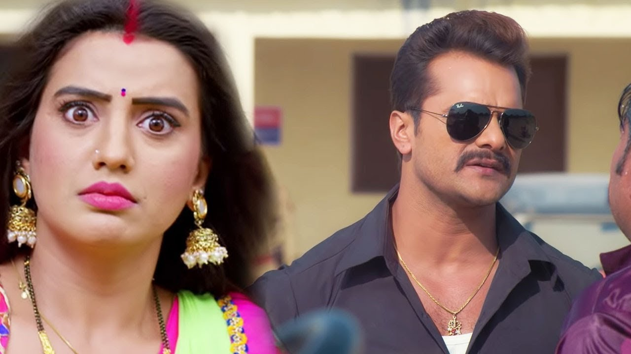 New #Khesari lal yadav Superhit New Bhojpuri Movie 2019 #Akshara Singh || New Bhojpuri Movie 2019