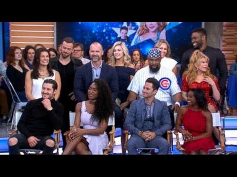 Dancing with the Stars Season 24 Cast Revealed Live on GMA