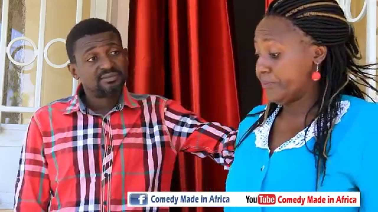 my two years old needs an iphone 6 -African Comedy