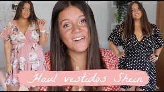 HAUL VESTIDOS DE SHEIN | TALLA GRANDE | Laura Yanes