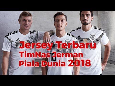4a2830e6d Keren!!! Jersey terbaru Timnas Jerman di Piala Dunia 2018 Rusia ...