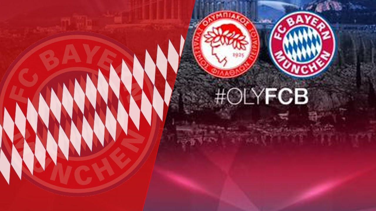 Fc Bayern Vs Olympiakos