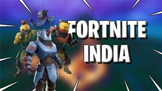 Getting Some Victory Royale || Use Code - JRG || Fortnite: India