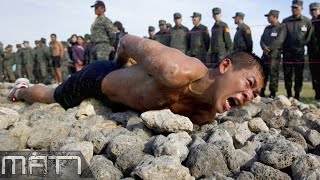 MOST INSANE MILITARY EXERCISES - 7 MOST BRUTAL MILITARY DRILLS IN THE WORLD