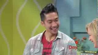 Chef Ronnie Woo Stops by New Day