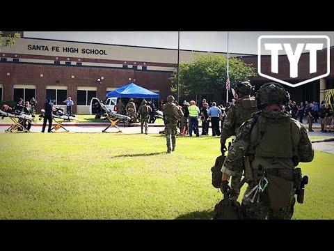 BREAKING: Ten Dead In Texas School Shooting