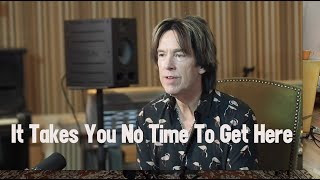 Per Gessle talks about It Takes You No Time To Get Here