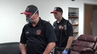 Coronavirus in Oklahoma: OKC Fire Department readies backup mask plan