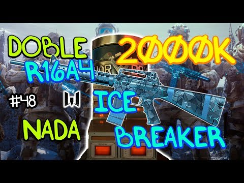 2000K en R16A4 ICE BREAKER - DOBLE o NADA - #48 - Warface - Gameplay Español thumbnail