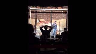 Paul Morgan first stand up set 11.18.14