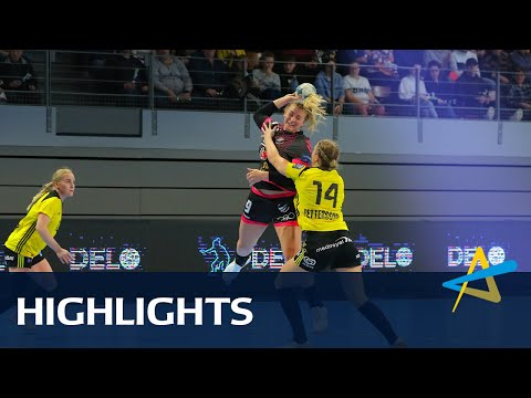 Brest Bh Vs.  Ik Sävehof | Highlights | Round 9 | Delo Women's Champions League 2019/20