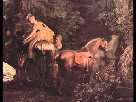 Sainte Colombe le fils   Suite en si mineur    1 4  Prelude   Jordi Savall    Watteau