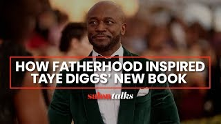 Taye Diggs is Helping Parents Talk About Race