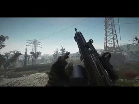 G36 Complex | Fallout 4  Mod