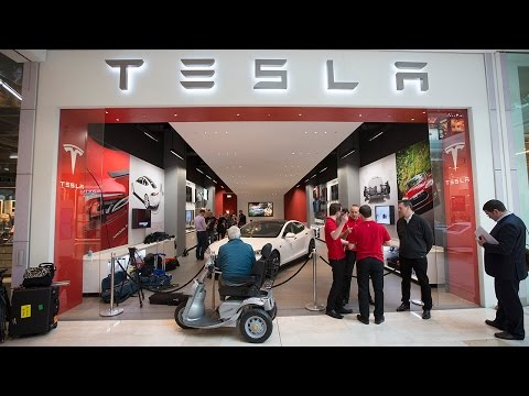 New Battery is Coming for Homes, Business and Utilities From Tesla