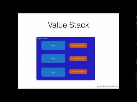 Struts 2 Tutorial 07 - The ValueStack