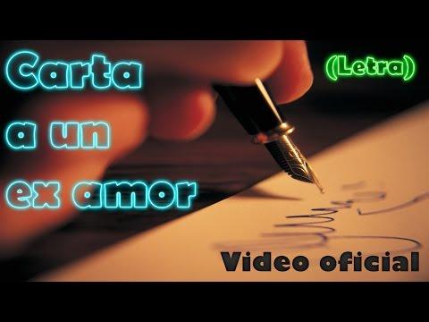 Carta a un ex amor (Rap Romantico) Mc Richix + [LETRA]
