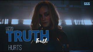 ► Multifemale || Truth Hurts °legendado°