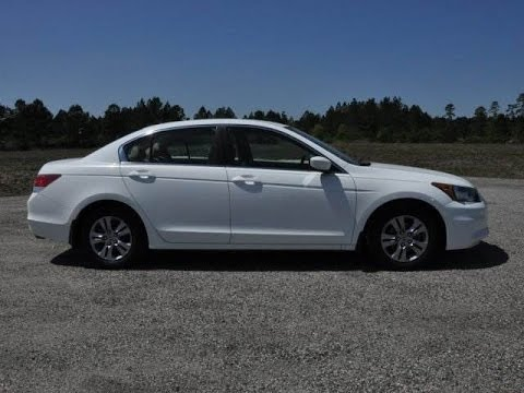 2012 Honda Accord Se 161189a Sparks Toyota Myrtle Beach Sc Youtube