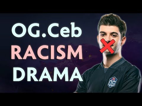 OG.Ceb RACISM Situation — What Actually Happened