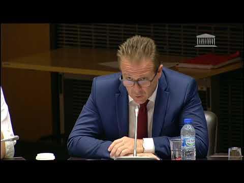 Olivier Gaillard Commissions d'évaluation des politiques publiques  (12 juin 2018)
