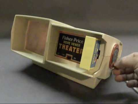 Fisher Price Movie Theater No. 463.