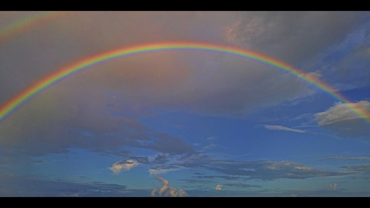 Rainbow And Double Rainbows Explained With Science Youtube