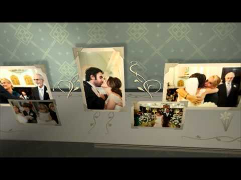 3D Wedding Photo Album ( After Effects Template )