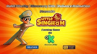 little singham coming soon to discovery kids – little singham teaser kids cartoon discovery kids