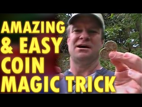 Amazing & Easy COIN MAGIC TRICK (How To)