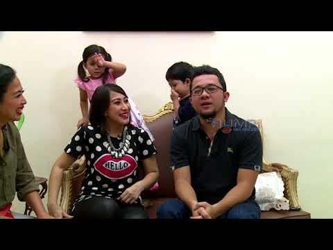 RUMPI - Mengintip  Keluarga Nia Adit Afi (3/11/17) Part 4