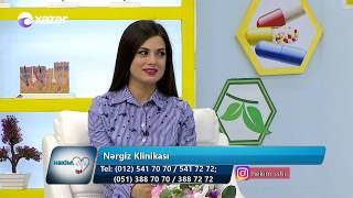 Dəri saç xəstəlikləri - Həkim İşi 18.01.2019