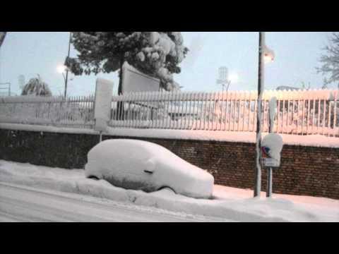 Il frentano RUGGISCE - La nev a Langian
