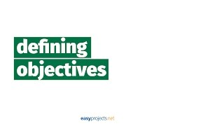 Project Scope: Defining Objectives — Episode 12