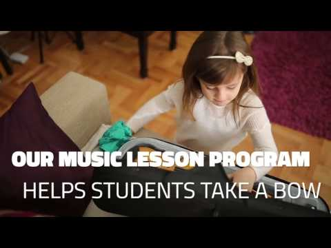 Violin lesson promo video Milton, Campbellville, Acton, Ontario