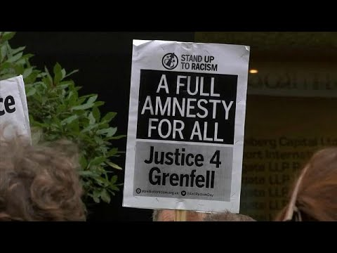 Grenfell Tower inquiry opens