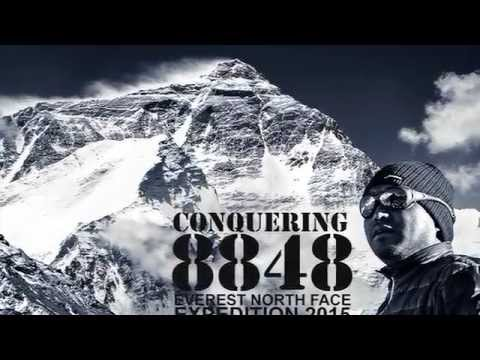 VIDEO: Climbing Mount Everest for Green Pastures Hospital