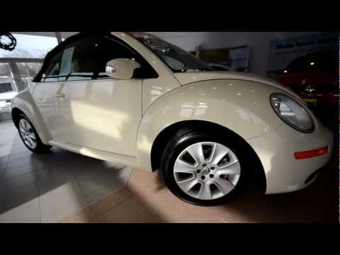 2010 Volkswagen New Beetle Convertible (stk# P2632 ) for sale at Trend Motors VW in Rockaway, NJ
