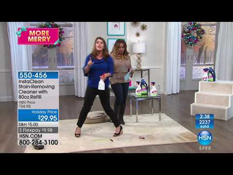 HSN | Holiday Home Solutions featuring Bissell 11.04.2017 - 06 PM