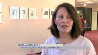 Exposition : Les «Variations» de Teresa Ginanneschi à Guyancourt