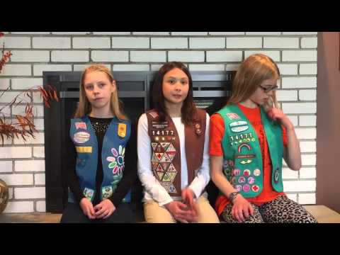 Girl Scouts 101 - Badges, Patches & Pins and Fun Patches.
