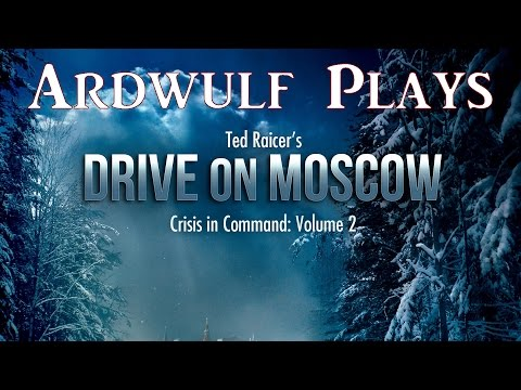 Let's Play: Drive on Moscow Operation Typhoon
