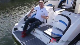 2016 Yamaha Sport Boat 242X E-Series