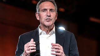 Howard Schultz Says He WON'T Ruin 2020 Election If Democrats Nominate A Centrist